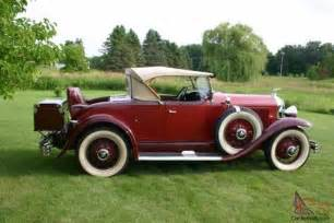 1929 Buick Roadster 1929 Rhd Buick Roadster For Sale On Car And Classic Uk