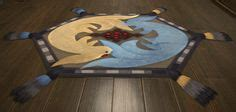 carbuncle rug ffxiv 1000 images about furniture rugs on