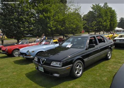 1991 Alfa Romeo 164 by 1991 Alfa Romeo 164 At The Pvgp Car Shows