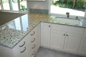 kitchen recycled glass countertop for the home