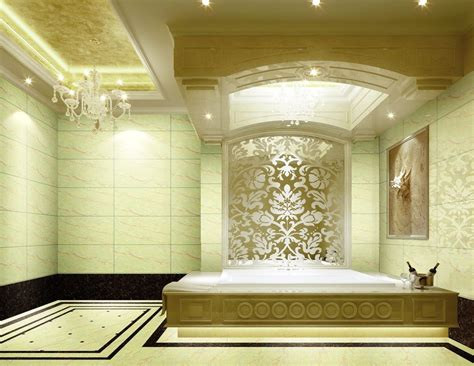 Luxury Bathroom Interior Design Ideas Luxury Bathroom Interior Design European Style 3d House