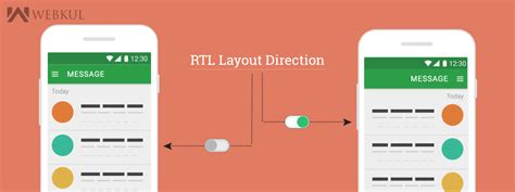 layout rtl android just few steps to make your app rtl supportable mobikul