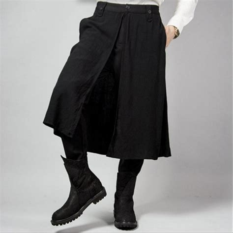 Pant Skirt 27 44 s clothing autumn and winter trousers culottes personality casual trousers skirt pant