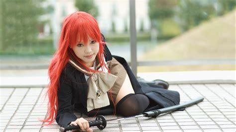 Anime Cosplay Girl Wallpaper | cosplay full hd wallpaper and background 1920x1080 id
