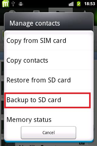 reset android from sd card the script guy backup restore android contacts on windows