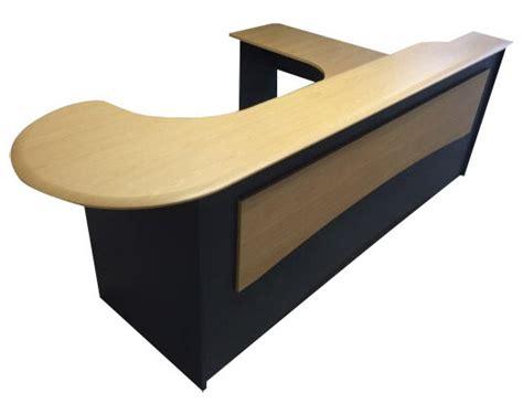 Mason 2200 Left Reception Desk Nz New Zealand Reception Desks Nz