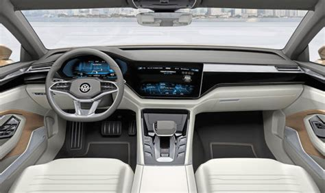 Volkswagen Touran 2020 by Vw Touran 2020 Model Price Interior Vw Specs News