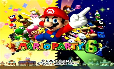 emuparadise mario party image gallery mario party 6