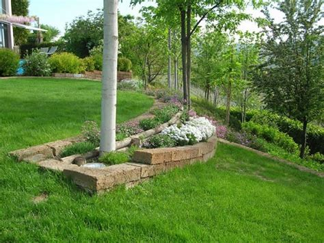 mattoni tufo giardino blocchi di tufo giardinaggio blocchi di tufo