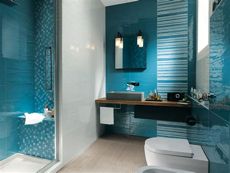 Blue Bathroom Design Ideas by Aqua Blue Bathroom Interior Design Ideas