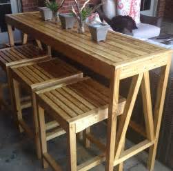 Outdoor Bar Table Simple Diy Outdoor Bar Tips To Build For Your House Exterior