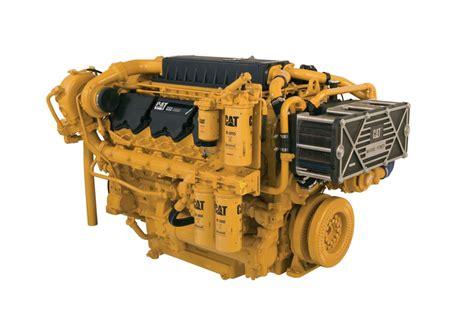 caterpillar boat engines cat c32 acert propulsion engine imo ii page cavpower