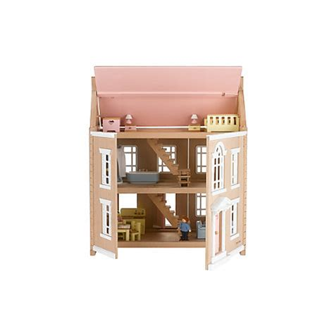 dolls house buy buy john lewis leckford house wooden doll s house john lewis