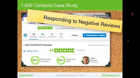 remove negative reviews from glassdoor how to respond to negative reviews on glassdoor youtube