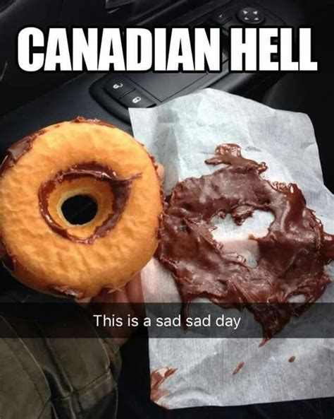 Canada Memes - i will just have to lick the paper canadian humour