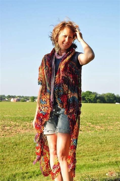 stevie nicks bohemian vest crochet pattern crocheting crochet bohemian vest stevie nicks style