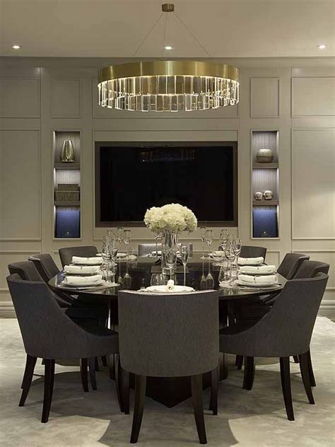 best dining rooms best 25 luxury dining room ideas on luxury