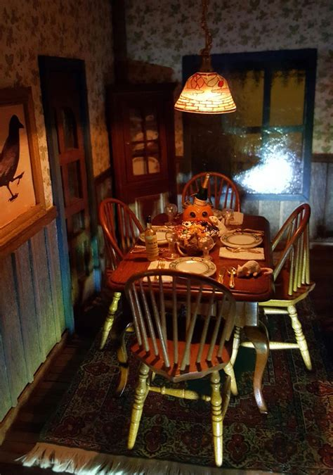 haunted dining room alliancemv
