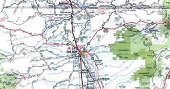 bluff map