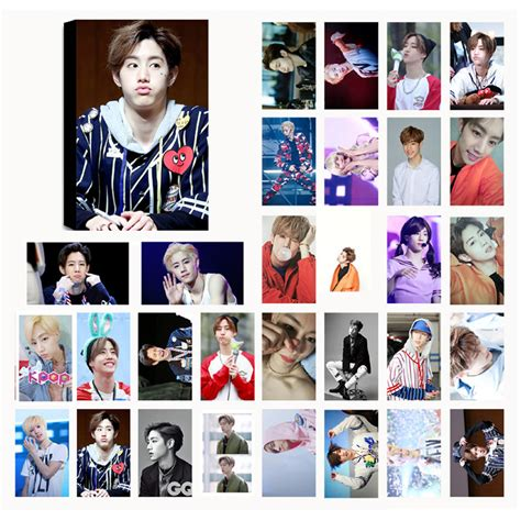 Photocard Set Kpop Got7 All Member got7 tuan lomo photocard set kpop mall usa