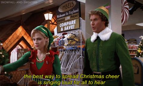 best status gif on christmas will ferrell gif find on giphy