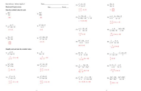 Adding And Subtracting Rational Numbers Worksheet by Algebra Ii Trigonometry Ms Sims 3rd Period Page 12