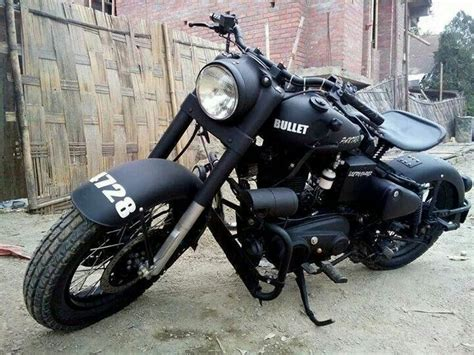 modified bullet bikes 29 best images about royal enfield custom on pinterest