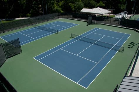 Backyard Tennis Courts by Byu Recreation And Program Services Outdoor Tennis Courts