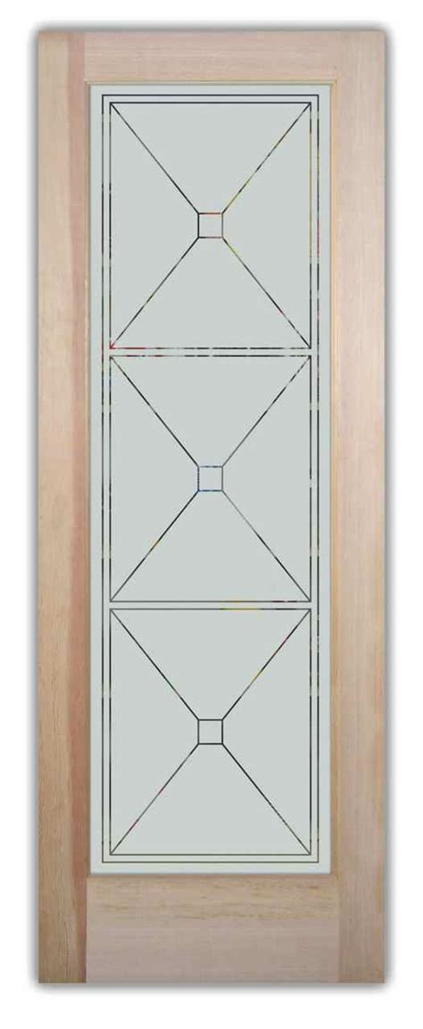 Glass Etched Pantry Door by Frosted Glass Pantry Doors Designs By Sans