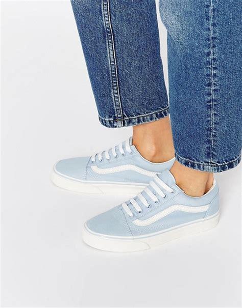 Sepatu Vans Oldskool Pink Original vans vans pastel blue skool trainers