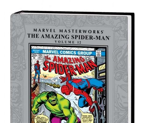 marvel masterworks the amazing spider volume 1 new printing marvel masterworks the amazing spider vol 12