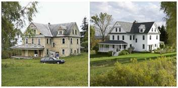 renovating an old house before and after pictures of