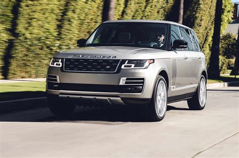 range rover land rover 2018 land rover shows off updated 2018 range rover