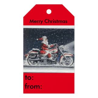motorcycles gift tags zazzle