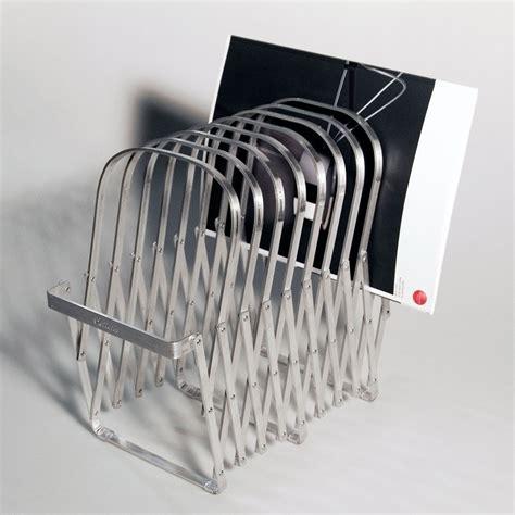 weinregal aus tonröhren 710 radius collator mit 10 f 228 chern zeitschriftenhalter el tu