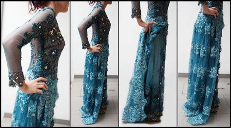 gambar atasan brokat muslim search results for model baju pesta untuk orang gemuk