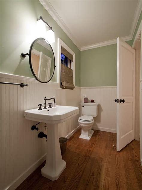 Wainscot Paneling In Bathroom Bathroom Wainscoting Paneling Bathroom Colors And