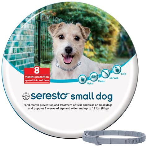 seresto flea collar small seresto flea tick collar for small dogs