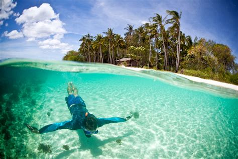 the clearest water in the world 35 places to swim in the world s clearest water