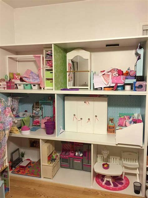 american girl doll house ideas 10 best images about stuva dollhouse on pinterest belle the o jays and ikea shelves