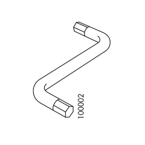 ikea key ikea allen key ikea part 100002 furnitureparts com