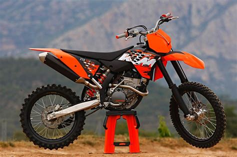 Ktm 250 Sxf Review Image Gallery 2007 Ktm 250 Sx F