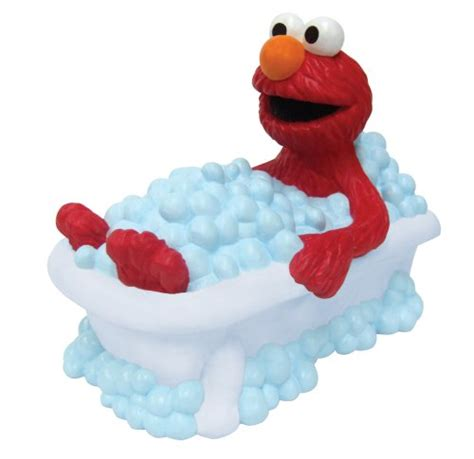 elmo bathroom sesame street bath tub faucet cover elmo free shipping