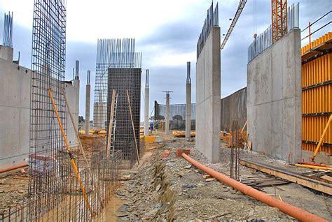 muro pantalla construccion de viviendas  reformas integrales en barcelona abrera