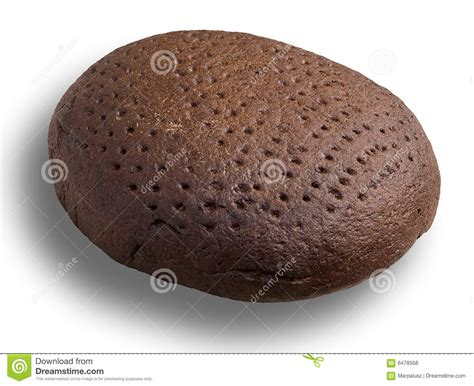 black bread on white stock photo image 6478568