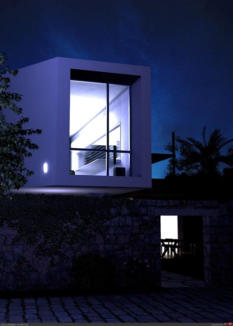 house mimari projeler