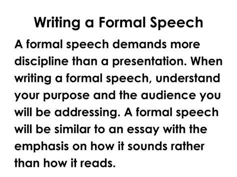 Formal Speech Presentation by Ppt 11 Writing Communication Mr Rinka Lesson 20 Powerpoint Presentation Id 5943447