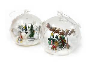 dress it up crafts christmas glass ornaments
