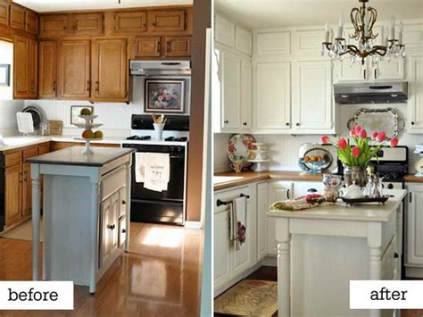 kitchen remodel ideas before and after before and after kitchen remodels