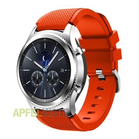 Galaxy X Armband Sportycase For Samsung Galaxy S3 Merah samsung gear s3 silikon sport armband orange